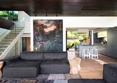 ARRCC TeamCreated a Welcoming Family Home with City View - InteriorZine #decor #interior #home
