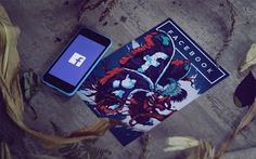 Social Networks Part 2 by Ivan Belikov #tumblr #draw #design #graphic #facebook #paintings #hand #vkontakte