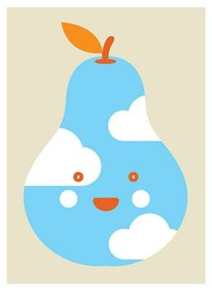 FFFFOUND! | Blue blue sky | Flickr - Photo Sharing! #illustration
