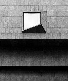 TIMELESS DESIGN #whitney #museum #marcel #architecture #breuer #window