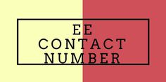 #EE is UK's giant operator in #Telecommunication industry – Get in touch with…