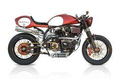 The Bully #machina #ex #deus #custom #motorcycle