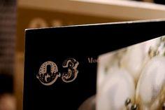 Adah Jewelleria on the Behance Network #invite #branding #design #graphic #book #adah #identity #jewelry #gold #brochure