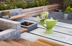 Source Arterra Lanscape Architects #garden #design #modern