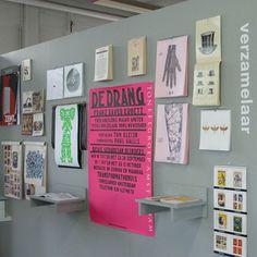 DDW13: We Visit Piet Hein Eek Photo #exhibition #display #typography