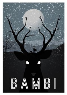 Minimalist Posters Of Disney Films | Daily Cool #design #minimal #poster