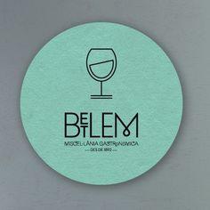 Betlem gastro bar on the Behance Network #logo #identity
