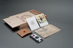 Graphic-ExchanGE - a selection of graphic projects #branding #photo #brand #instant #pack