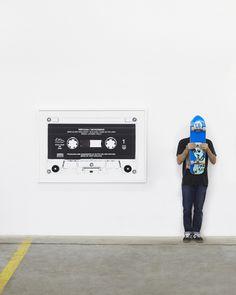 Julien Roubinet - Cassette - Nevermind by Nirvana  #nirvana #cassette #vintage #julienroubinet #nevermind