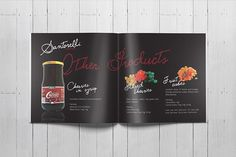 Ital Prod on Behance #branding #leaf #candied #cherries #food #fruit #design #strawberries #romania #cherry #catalogue #brand #logo #italy #orange #peach #marmalade #cubes #products #depliant #graphic #olives #cocktail #maraschino #brochure