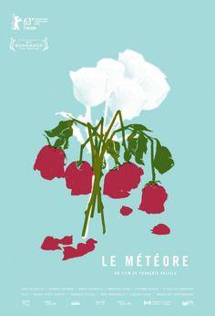 Le Météore de François Delisle : àl'affiche le 8 mars ! #movie #quebec #poster