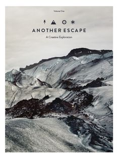 Another Escape (UK) #design #graphic #cover #editorial #magazine