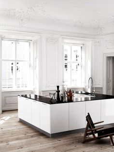 miss-design.com-minimalistic-kitchen-interior-2 #interior #design #decor #kitchen #architecture