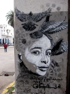 c215_casablanca_dec09-1_u.jpg (JPEG Image, 650x867 pixels) #illustration #art #street