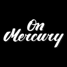 "Angelo Konofaos on Instagram: ""On Mercury 🚀 #goodtypetuesday"""