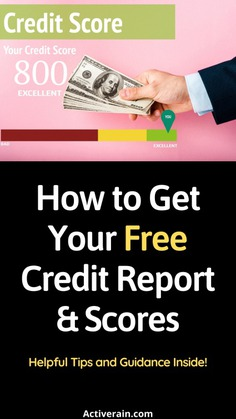 How to Get Credit Scores and Reports