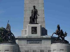 President Abraham Lincoln's Tomb (1809-65) | Rice on History #history #lincoln's #president #abraham #tomb #1809-65rice #on