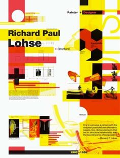 :: Two Lines Align: Richard Paul Lohse X Cristiana Couceiro|| Karen To :: #design #richard #graphic #karen #to #lohse #poster #calarts #paul