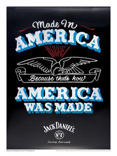Jack Daniels - Sign Painter