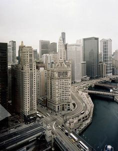 CJWHO ™ (Chicago Architecture: Chicago IL by Alex...) #chicago #design #alex #landscape #photography #architecture #fradkin
