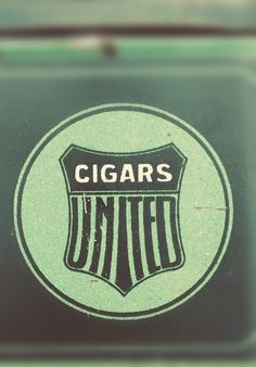 Cigars United #mark #badge #cigars