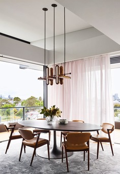 dining room, Arent & Pyke