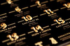 Tremendo Typography2 #gold #typography