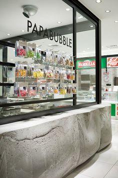 Papabubble shop by Schemata Architects Tokyo 07