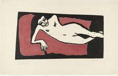 Erich+Heckel+MoMA.jpg 500×321 pixels #print #retro #arts #illustration #painting #fine