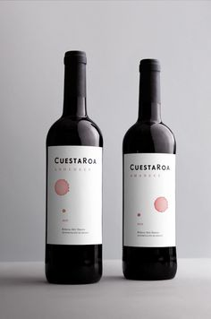 wine packaging #patten #packaging #cuestaroa #wine #studio
