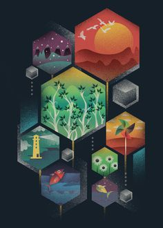 visualgraphic:Geometrical Wonders