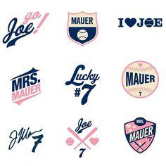 Crystal Barlow-Jensen | Allan Peters #baseball #logo #joe #mauer
