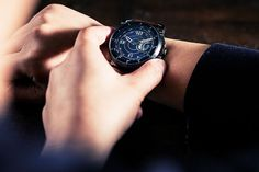 Diesel - Hybrid Watch on Behance