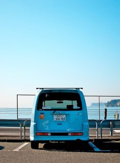 All sizes | kamakura spike | Flickr - Photo Sharing! #automotive #blue #car #auto