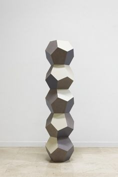 Angela Bulloch at Helga de Alvear #sculpture #art