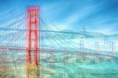 Impressions of San Francisco by Christopher Dydyk #inspiration #abstract #photography