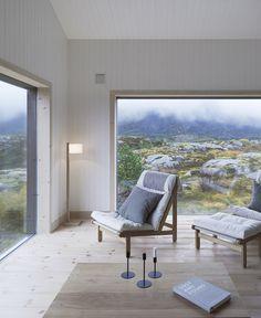 Vega Cottage, Norway - ShockBlast