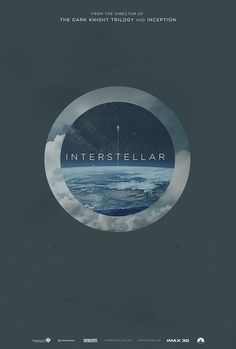 Posters by James Fletcher3 #inspiration #design #print #poster #creative #movie #film #interstellar #unique #space