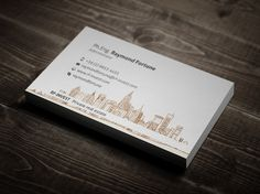 Real Estate Business Card #business card #print design #real estate