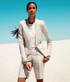 Joan Smalls for H&M Spring Campaign 2013 #fashion #model #photography #girl