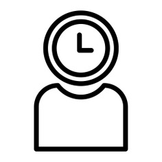 See more icon inspiration related to time and date, productivity, brain, mind, user, head and speedometer on Flaticon.