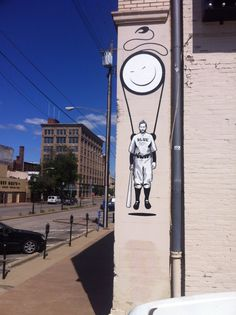 The Second Coming: The London Police in Kentucky | Wooster Collective #covington #london #police #the #art #street