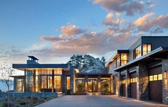 Perry Park House by Vertical Arts Architecture