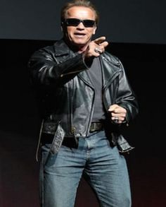 An all-time favorite actor with many action film records, Arnold Schwarzenegger is Celebrating his Birthday today. Wish you a happy Birthday with your Brando Biker Jacket. #happybirthday #brandojacket #bikerjacket #arnoldschwarzenegger #blackjacket #actor #terminator #TheExpendables #SylvesterStallone #ArnoldSchwarzenegger #JasonStatham #Expendables #Rambo #JohnRambo #DwayneJohnson #Creed #Rocky #RockyBalboa #TheRock #Terminator #TerryCrews #DolphLundgren #JetLi