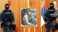 BBC News - Recovered Cezanne authenticated by Swiss art expert #cezanne