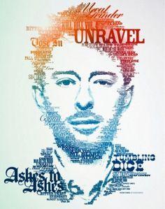 [rafdevis] - Thom Yorke #radiohead #awards #thom #grammy #illustration #yorke