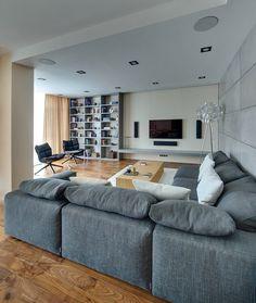Equilibrium Apartment by Sergey Makhno Architect 2