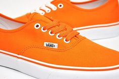 "FFFFOUND! | Vans Authentic ""Neon"" Collection 