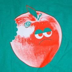 bite apples.. #clothing