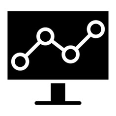 See more icon inspiration related to monitor, business and finance, ui, analytics, monitoring, stats, monitors, graphics, business, screen, graphic and tool on Flaticon.